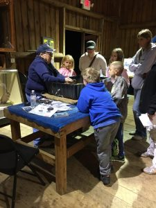 Family Night at Lac Lawrann – Your donations help events like this!