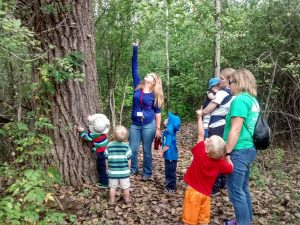 """Little Hikers"" – One of Our Public Programs"