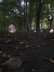 Annual October Luminary Hike