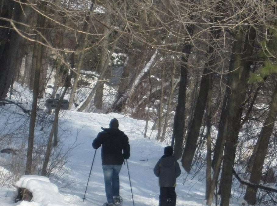 Snowshoe Saturday – 2/16/19