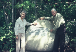 Lawrence and Ann Maurin