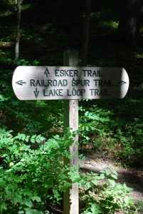 Over 4 miles of Trails