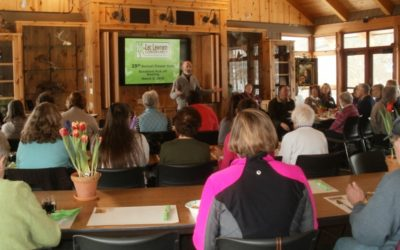Register now for the 31st Annual Wildflower and Perennial Sale Kickoff Breakfast