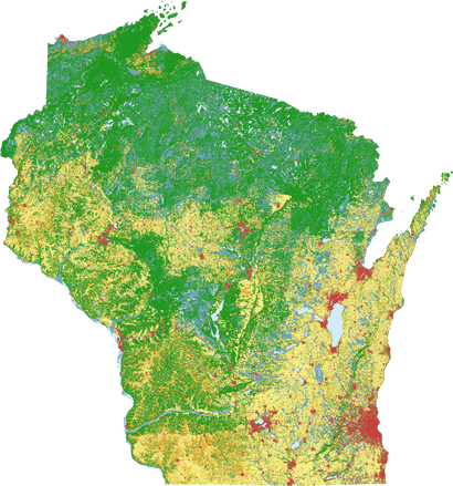 SFE – Mapping Wisconsin from Space