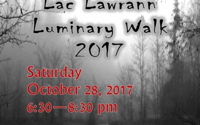 Fall Luminary – Save the Date
