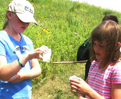 Junior Naturalist Camp