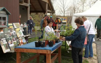 Plant Sale Volunteers to Welcome Lisa Oddis to its Kickoff Breakfast
