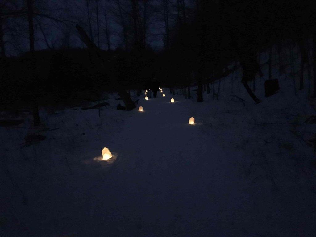 Winter Luminaries