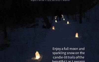 Winter Wonders Luminary Walk – Save the Date